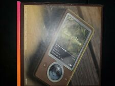 Microsoft Zune 30 Brown (30 Gb) Digital Media Player Charging Cord Not Included