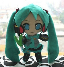 Vocaloid Hatsune Miku Anime Cartoon Stuffed Figure Plush soft toy BNWT 10inch