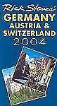 Rick Steves' Germany, Austria, and Switzerland 2004-ExLibrary