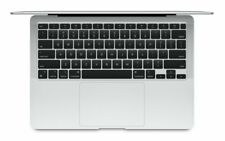 "Apple MacBook Air 13"" (256GB SSD, M1, 8GB) Laptop - Argento - MGN93T/A (Novembre, 2020)"