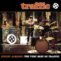 Traffic • Feelin' Alright • The Very Best Of Traffic CD 2000 Island Records