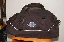 Vintage Outdoor Products Black Nylon Gym Duffel Bag (no shoulder strap) 22x12x11