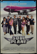 SOUL PLANE 2004 ORIG 27X40 DS MOVIE POSTER SNOOP DOGG DWAYNE ADWAY TOM ARNOLD