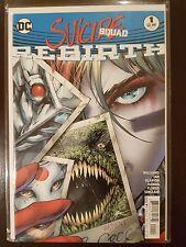 Suicide Squad Rebirth (2016) #1 1st Print NM DC