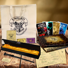 Harry Potter Style Hogwarts Wand birthday package - 11 unique collectors items