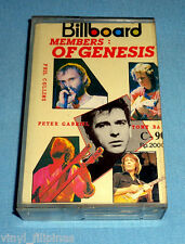 MADE IN INDONESIA:MEMBERS OF GENESIS,TAPE,Cassette,Phil Collins,Peter Gabriel