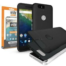 Orzly Prime Armour Case for Nexus 6p - Black