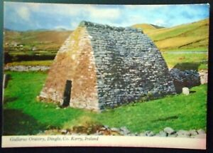 1950s+ Gallarus Oratory (Chapel), County Kerry, Dingle Peninsula, Dingle, Irelan