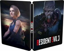 ~~EXCLUSIVE~~ RE3 Resident Evil 3 Remake SteelBook Case!  ps4 (NO GAME) ship now