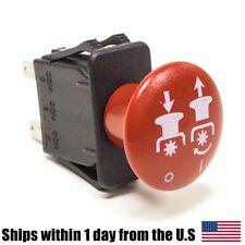 PTO Switch Ariens 01545600 Bobcat Cub Cadet Snapper Mowers Stens 430-401 Delta
