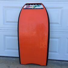 Vintage 1989 MOREY MACH 7-7 BODYBOARD Boogie Board No Leash Collectable Nice!