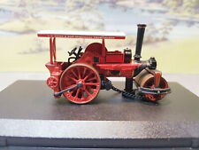 76FSR006 Oxford Diecast 1:76 Scale Fowler Steam Roller No.15981 EVE