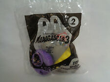2012 McDonalds Happy Meal Toy Madagascar 3 Gloria #2 - Hippo