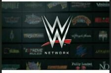 WWE Network Account Compte premium Wrestling Very fast delivery