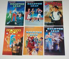 Quantum Leap Comic Books Lot Of 6 - Issues 2,3,4,5,6,7