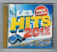 LES HITS 2012 - CD 22 TITRES - 2012 - NEUF NEW NEU