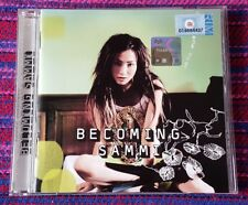 Sammi Cheng ( 鄭秀文) ~ Becoming Sammi ( Malaysia Press ) Cd