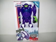 Playskool Transformers Rescue Bots Blurr Action Figure Robot Toy Hasbro New