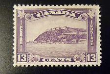 Canada stamp #201 mint OG HR VF