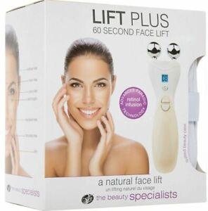 Rio 60 Second PLUS Face Lift Facial Toner, Exerciser,Gel, Collogen Patches,