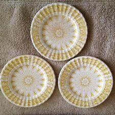 """Set of 3 Vintage J & G Meakin """"Medici"""" Serving Plates from England"""