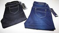 Pantalon Jeans Femme 5 poches Taille Haute Très Extensible et Confortable  !