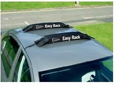 EASY FIT roof rack system soft cushion roof bars strap on kayak surf board car