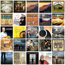 25 BLUEGRASS CDs wholesale lot NEW Clay Jones,Bill Emerson,Cedar Hill,Shawn Camp