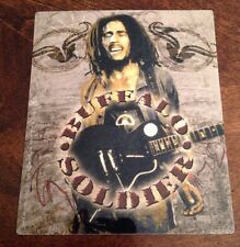 Bob Marley Buffalo Soldier 1995 Sticker Brand New