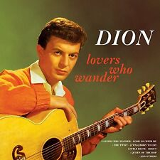 DION ~ LOVERS WHO WANDER NEW CD HITS SANDY, (  I WAS ) BORN TO CRY 2014 Release