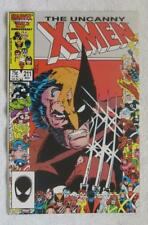 The Uncanny X-Men #211 (Nov 1986, Marvel) Mutant Massacre High Grade VF/NM 9.0