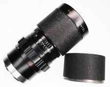 Century 100mm f1.8 Nikon SLR mount  #BL809019 ......... Minty w/Hood