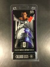 NIB Tapout Youth All Sports Mouth Guard Purple Basketball Football Lacrosse MMA