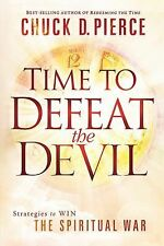 Time to Defeat the Devil: Strategies to win the spiritual war-ExLibrary