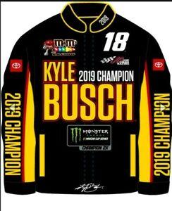 Kyle Busch #18 M&Ms 2019 Championship Uniform Jacket