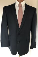 "Smart Mens racing green grey suit 44 ""/38""/ 29"""