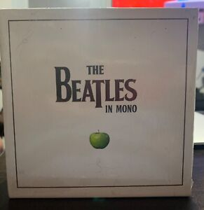 👽 ORIGINAL 2009 Beatles In Mono CD Box Set; NOT A CHINESE COPY 👽