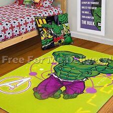MARVEL AVENGERS THE HULK KIDS ROOM GIFT SET - Poster/Cushion/Rug *FREE DELIVERY*