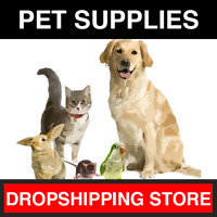 PET SUPPLIES ~ Professional Dropshipping Store ~ Established Website Business