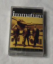 The Journey by Immature Cassette, Sep-1997, MCA USA Free Shipping U.S.A.