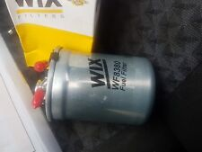 WIX WF8380 Fuel Filter Fits Volkswagen polo lV