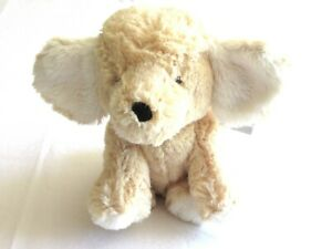 "NWT Carters Plush Toy Stuffed Animal Dog Puppy 8"" Lovey Golden Retriever Soft"