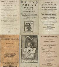 THE HOCUS POCUS COLLECTION, JUNIOR (1635), HOCUS POCUS (1795) & 2 MORE ON DVD