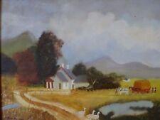 Multi-Colour Traditional Art Landscape Paintings