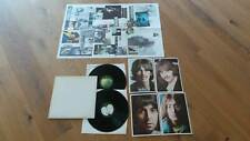 The Beatles – White Album (2LP D 1973 TOP Loader, Poster 4x Pictures)