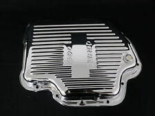 CHEVROLET TURBO 400 POLISHED CHROME TRANSMISSION PANS