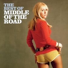 """MIDDLE OF THE ROAD """"BEST OF"""" CD NEUWARE"""