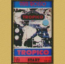 """NINI ROSSO """" TROPICO """" MUSICASSETTA NUOVA START DURIUM 1981"""