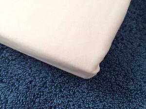 Crib Sheet Organic Cotton Natural Baby Fitted Sheet reg. $90 natural pure