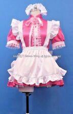 Tokyo Mew Mew Ichigo Red Lolita Maid Cosplay Size M